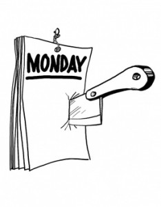 monday-on-the-calendar