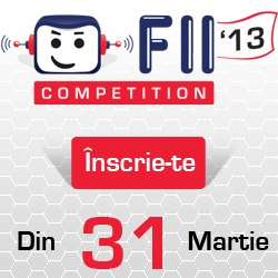 FII Competition '13