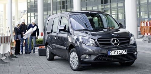 Mercedes Benz CITAN