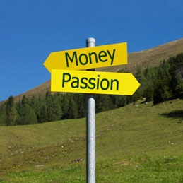 Money vs Passion
